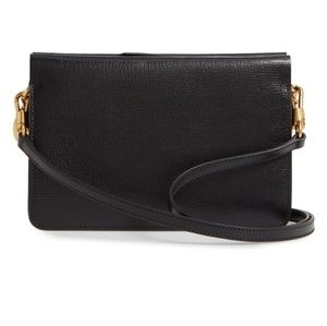 Givenchy Bags - Givency Cross3 bag black leather and suede